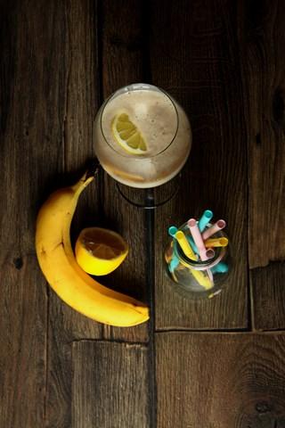 koktajl bananowo-gruszkowy fitapetyt 3
